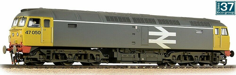 Bachuomon 31664 classe 470 47050 Weatherosso Railfreight livery from the C37LG