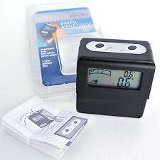 Tilt Kasten Winkelmesser Finder V-Groove Magnetfuß Digitale Wasserwaage ± 180°