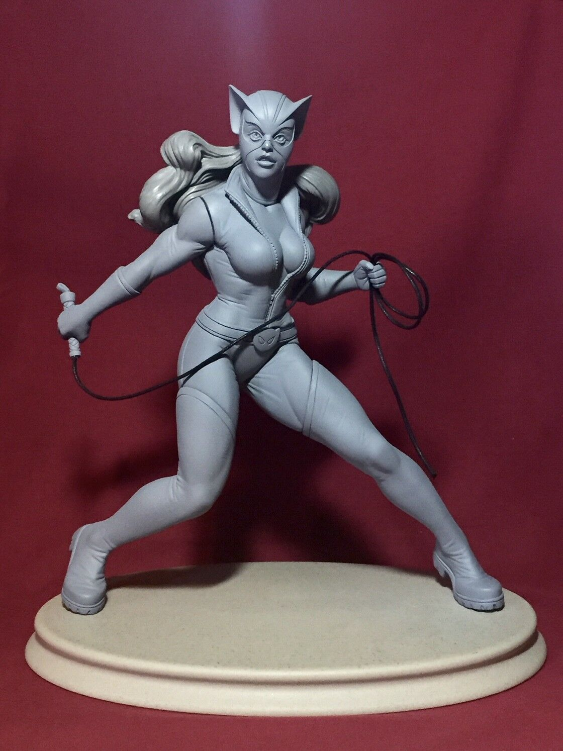 CATWOMAN 1 6 scale model kit statue NEW, LIMITED EDITION