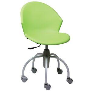 sedie ufficio con rotelle per pvc