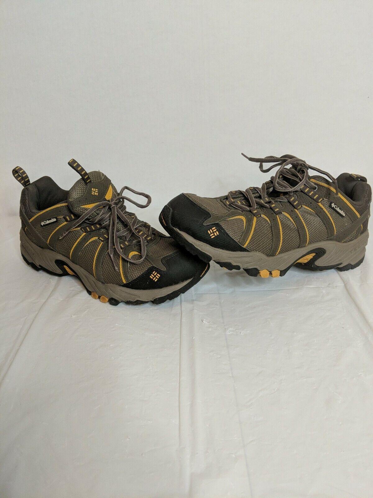 Columbia Techlite Kaibab Running Trail  BM3560 Men's  size 10 1 2.  comfortable