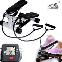 Exercise Stepper Stair Climber Mini Machine Aerobic Fitness Home Gym