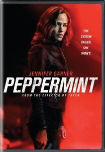PEPPERMINT NEW DVD (PRE-ORDER SHIPS 12/11/2018)