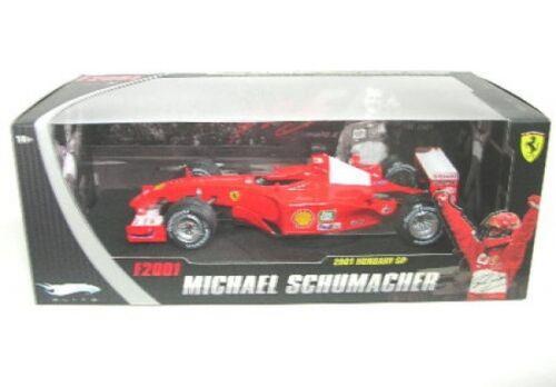 Formel 1 2001 GP Hungary M Ferrari F 2001 No Schumacher
