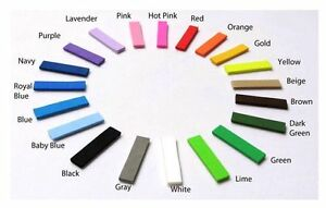 100 Peel and Stick No Non Slip Grips for hair clips bows barrettes self adhesive