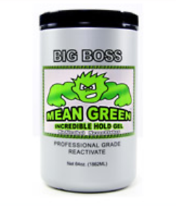 Image Is Loading Champkom Boss Mean Green Hair Gel 64oz