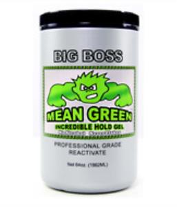 Image Is Loading Champkom Boss Mean Green Hair Gel 64oz