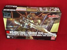 Yonem Kirks Bandai 1//144 HGUC 137 MS-05L Zaku I Sniper Type