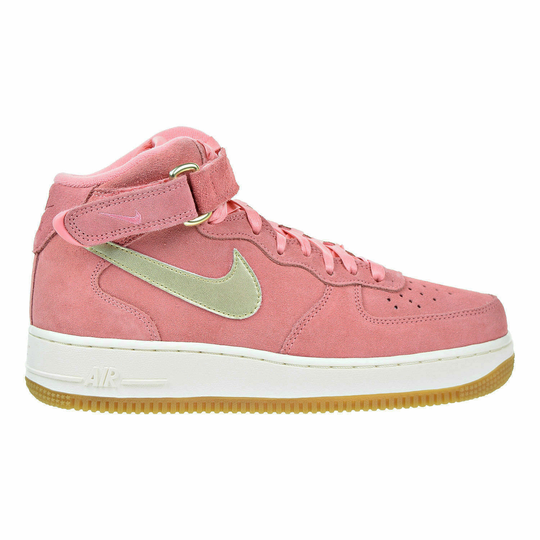 Nike 07 Air Force MUJER 1 07 Nike MEDIADOS TEMPORADA MUJER Force oro 5c4220