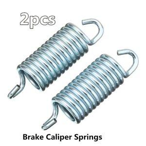 2xRear-Brake-Caliper-Return-Springs-WHC0111X2J-For-97-08-Renault-Peugeot-Citroen