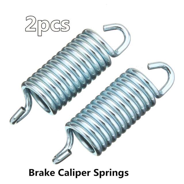 2xRear Brake Caliper Return Springs WHC0111X2J For 97-08 Renault Peugeot Citroen
