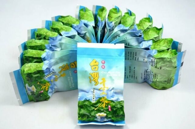 TaiWan Jinxuan Oolong Tea Milk Flavor- GaoShan tea Oolong tea 120g/15Pcs