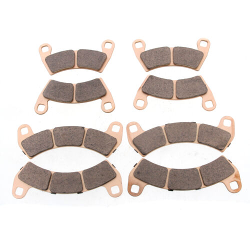 Brake Pads for Polaris 1000 RZR Pro XP 2020 MudRat Front and Rear by Race-Driven