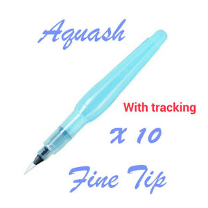 Pentel Aquash Water brush pen Fine tip