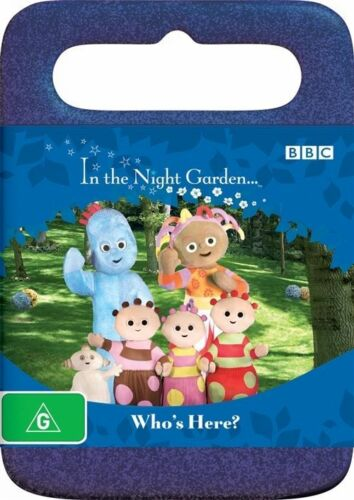 1 of 1 - In the Night Garden Who's Here? DVD, 2008 Movie Video Facebook BBC Abc Kids Fun