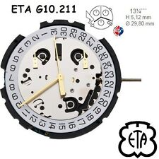 ETA chronograph Quartz movement werk  Mouvement G10.211 Fashionline