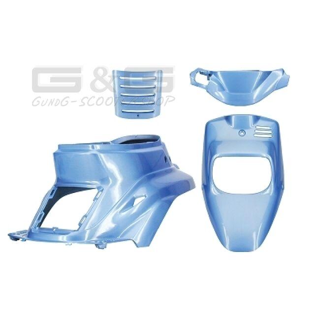 Kit de Disfraces Hielo Azul MBK Booster Yamaha Bws Bw´S desde Año Fab. 94