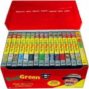 La-serie-completa-Verde-Rojo-Show-Coleccion-De-Alta-Calidad-Nuevo-Sellado-vendedor-de-EE-UU