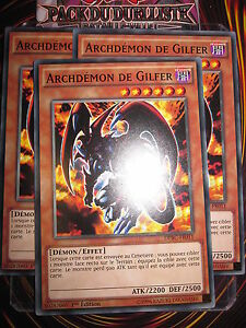 Guerrier des Abysses Yu Gi Oh C SDP-F079 VF NEUF