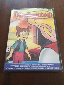 LOS-DIMINUTOS-THE-LITTLES-VOLUMEN-4-1-DVD-175-MIN-8-CAPITULOS-NEW-SEALED