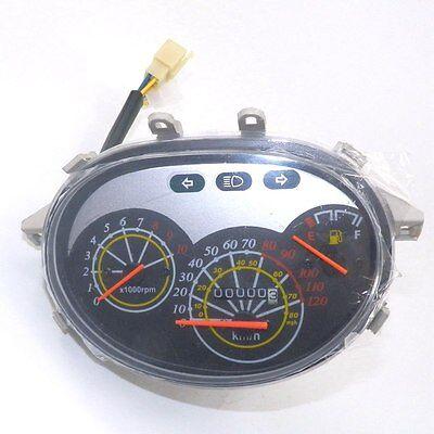 Tachometer Instrument Gauge Cover für Chinesische Roller Moped GY6 150cc
