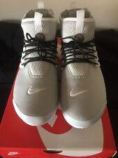 Nike Air Presto Mid Utility Wolf Grey Size 12