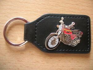 LLAVERO-HONDA-CB-750-CB750-FOUR-motocicleta-roja-ART-0237-LLAVERO