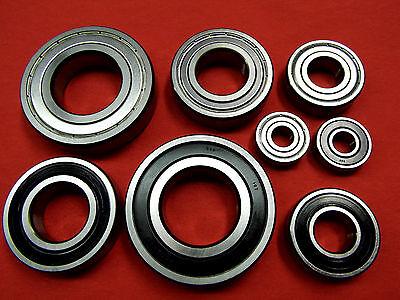Kugellager 6203 ZZ / 2Z / 2ZR FAG / SKF  C3  17 x 40 x 12 mm Rillenkugellager