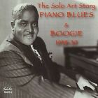 Solo Art Story: Piano Blues and Boogie 1938-1939 by Various Artists (CD, Nov-2008, Solo Art)