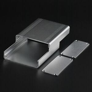 split body extruded aluminum box enclosure case project electronic