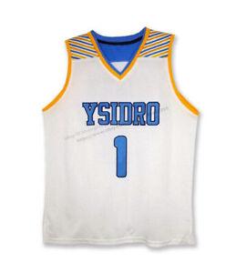 Mikey Williams #1 San Ysidro High School Basketball Jerseys ...