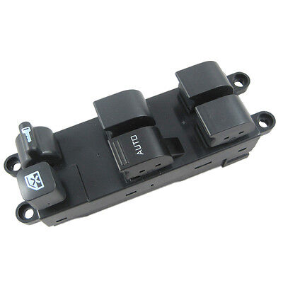 For Driver Left Master Window Switch Genuine For Nissan Frontier 1998-2004