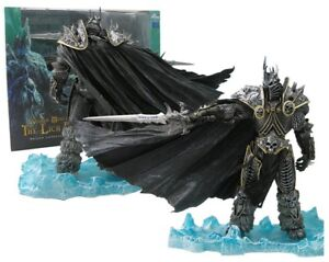 Details About World Of Warcraft The Lich King Arthas Menethil Figure 8 3 Toy New In Box