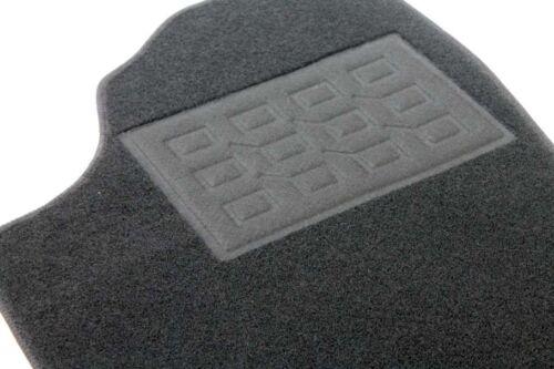 Opel CORSA C Velours Fußmatten Textilmatten Automatten Satz 4 Teilig NEU