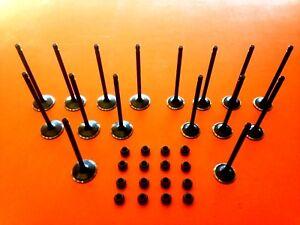 08-16 FITS TOYOTA COROLLA LEXUS SCION 1.8L  DOHC 2ZRFE  2ZRFXE  INTAKE  VALVES