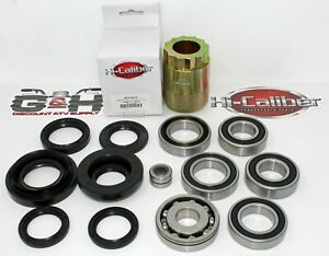 ALL BALLS 98-01 Honda TRX450 FOREMAN 450  Rear Differential Bearings FREE SHIP