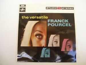 FRANK-POURCEL-The-Versatile-Studio-2-Stereo-LP