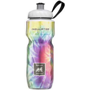 POLAR INSULATED COLORADO STATE FLAG 24 OZ WATER BOTTLE