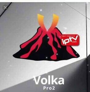 Volka-pro-2-Rapid-Et-Gratuit-envoi-instantane