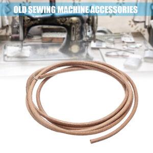 72-034-183cm-Leather-Belt-Antique-Vintage-Treadle-Kit-For-Singer-Sewing-Machine