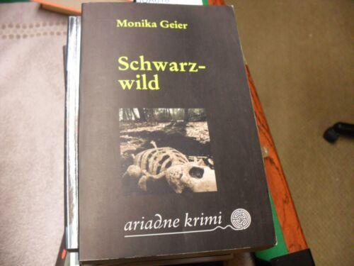 1 von 1 - Schwarzwild von Monika Geier
