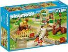 PLAYMOBIL City Life Zoo 5969 and 4295 .