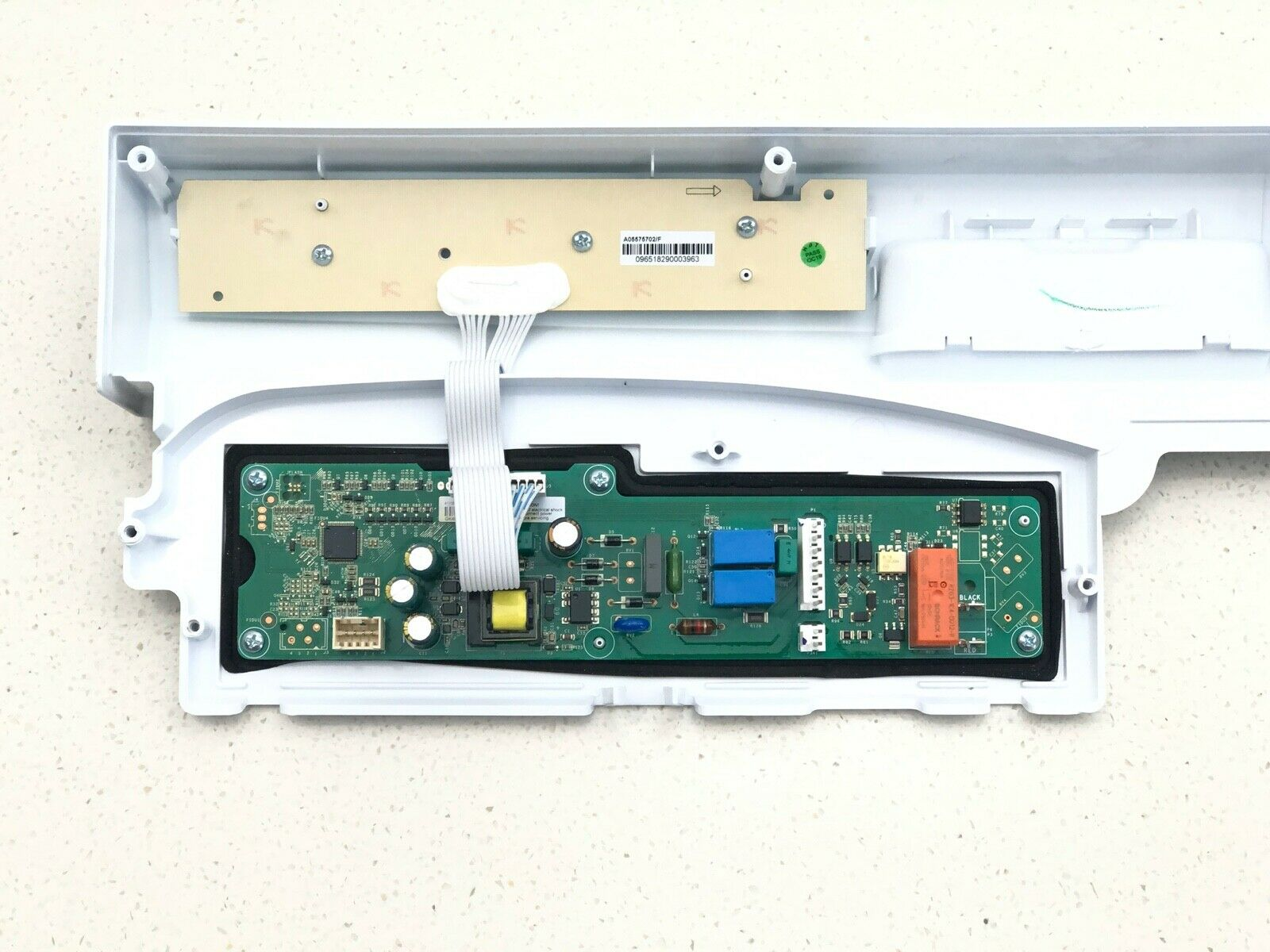 Frigidaire Dishwasher Control Panel Assembly 5304517657 5304517215