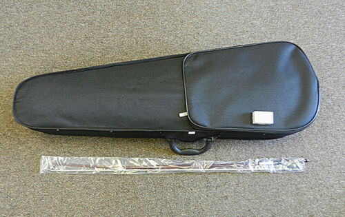 Case NEW 3//4 Size Violin Stradivari Bow,Ready To Play! Copy of A Prelude