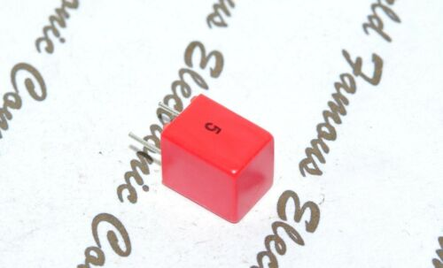 8200PF 8.2nF 8,2nF 10pcs WIMA FKP2 8200P 630V 5/% pitch:5mm Capacitor