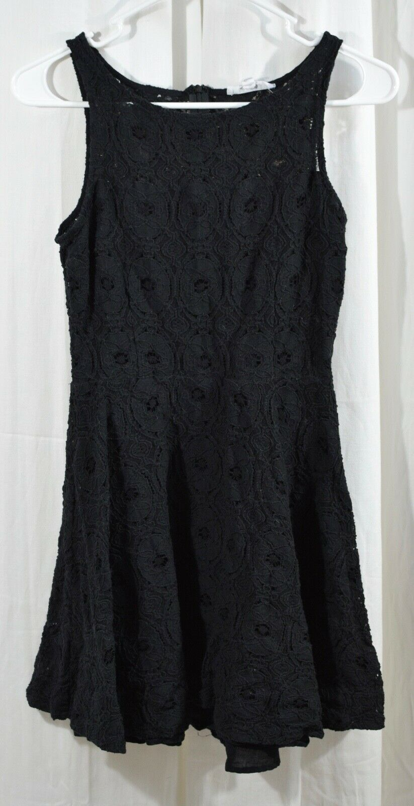 Bb Dakota Woherren Renley Lace Fit & Flare Dress Größe 6