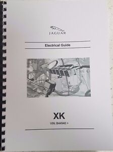 jaguar xk electrical wiring diagrams from vin b44940