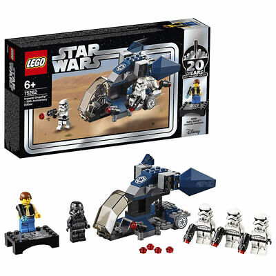 LEGO Star Wars 75262 Imperial Dropship 20th Anniversary Age 6+ 125pcs