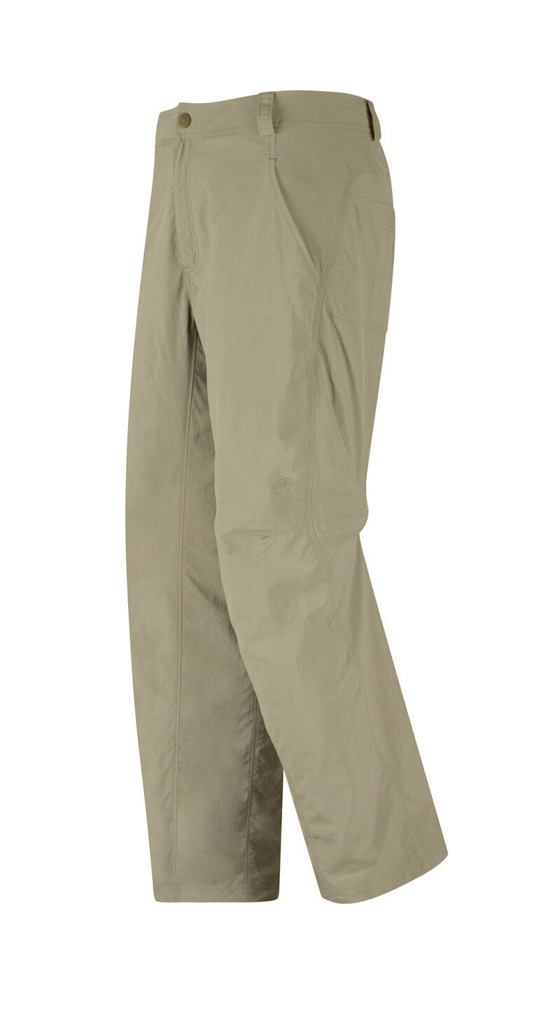 NEW Cloudveil Cool Caribe Hiking Casual Pants (Men, Size 32 Medium, Aluminium)