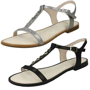 c8f3511593a Image is loading Ladies-Clarks-Casual-Flat-Sandals-Sail-Beach